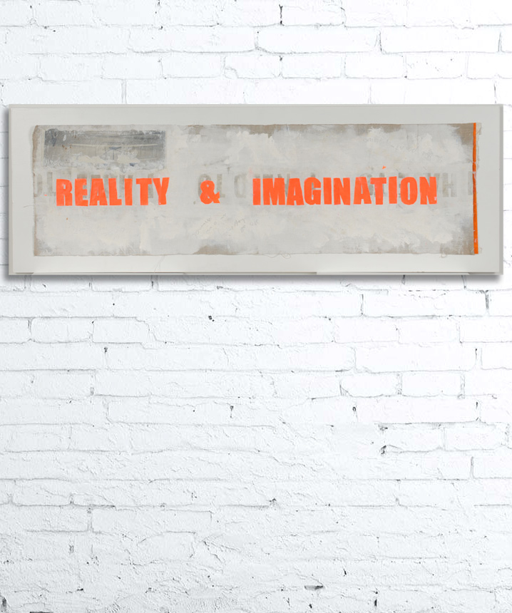 Reality & imagination